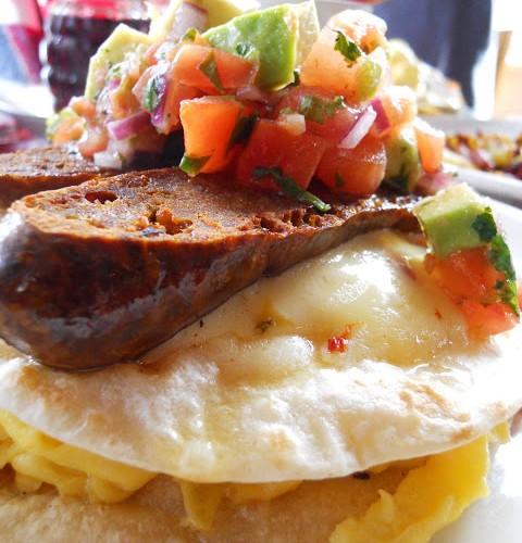 Breakfast: Artcliff Diner