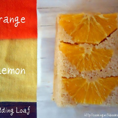 Orange-Lemon Loaf and True Lemon Giveaway
