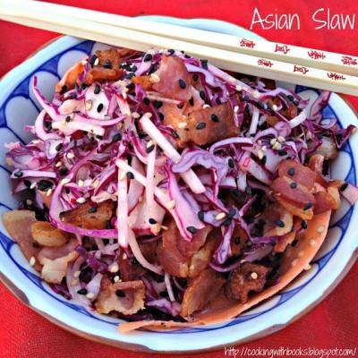 Homemade Asian Slaw Recipe