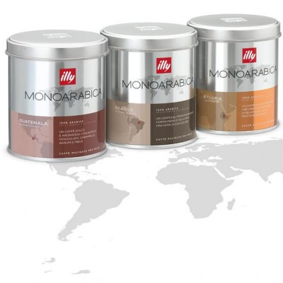 illy MonoArabica Coffee Package Giveaway