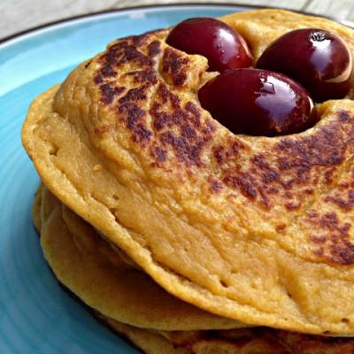 Pancake Recipe Party at Rachel Cooks!