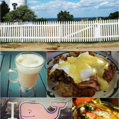 Top 5 Places for Breakfast on Martha's Vineyard!