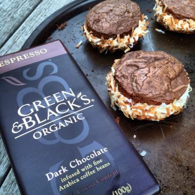 Green & Black's Whoopie Pies & GIVEAWAY!