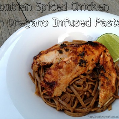 Weeknight Eats: Colombian Spiced Chicken & Jovial Foods Pasta