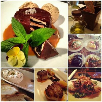 Top 5 Restaurants for dinner on Martha's Vineyard
