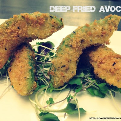 Deep-Fried Avocado
