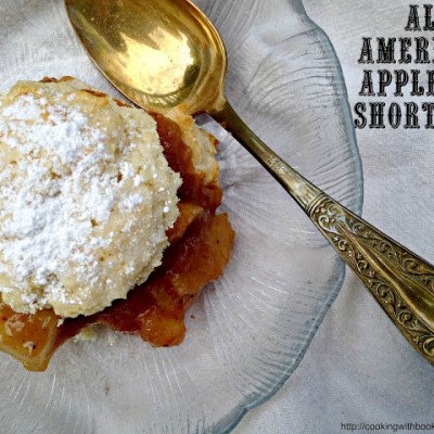 Virtual Viewing Party: Apple Pie Shortcakes