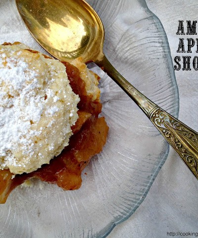 Virtual Viewing Party: Apple Pie Shortcakes