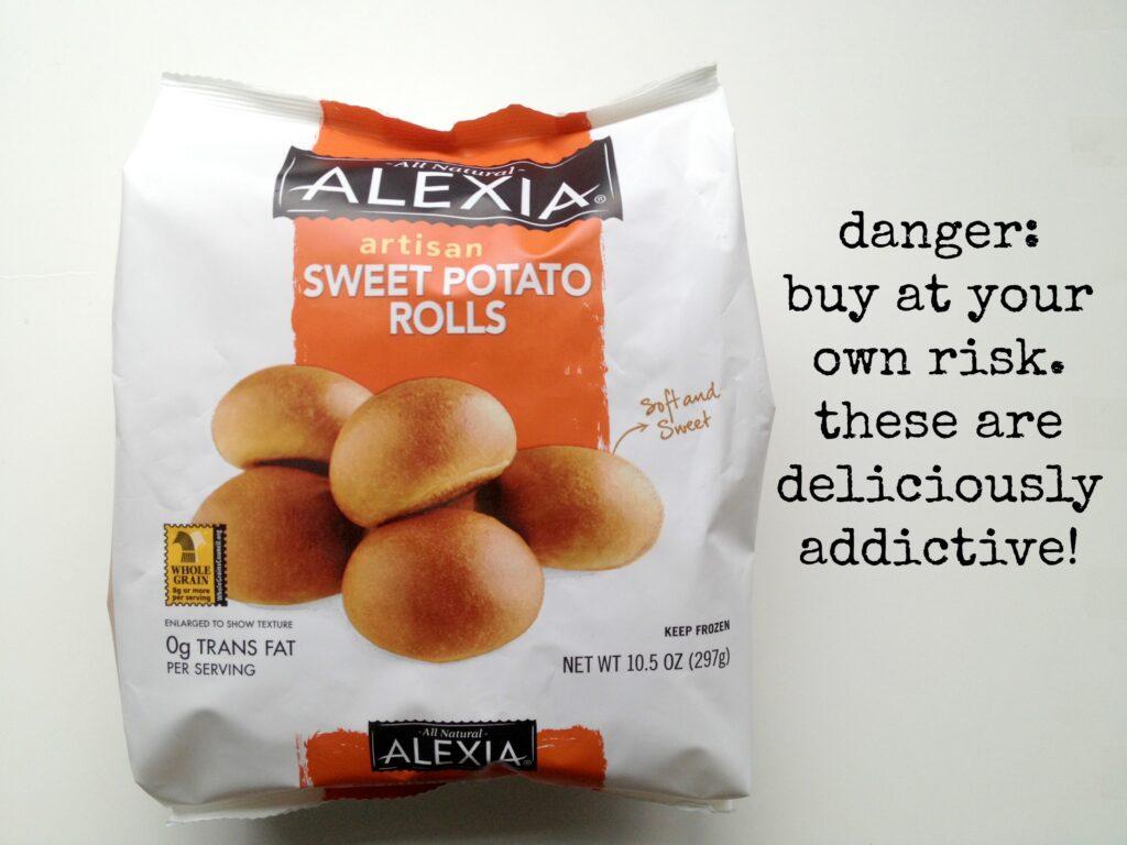 Alexia Sweet Potato Rolls