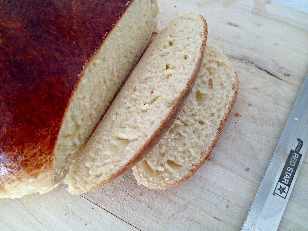Hawaiian Honey Bread 2