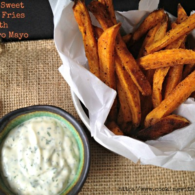 The Art of Sweet Potato Fries