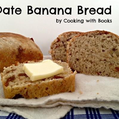 Date-Banana Bread