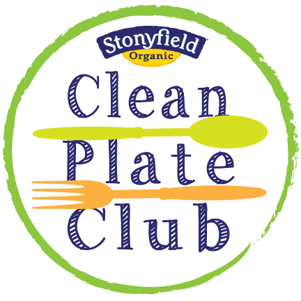 Clean Plate Club Blogger Logo 8-12 F