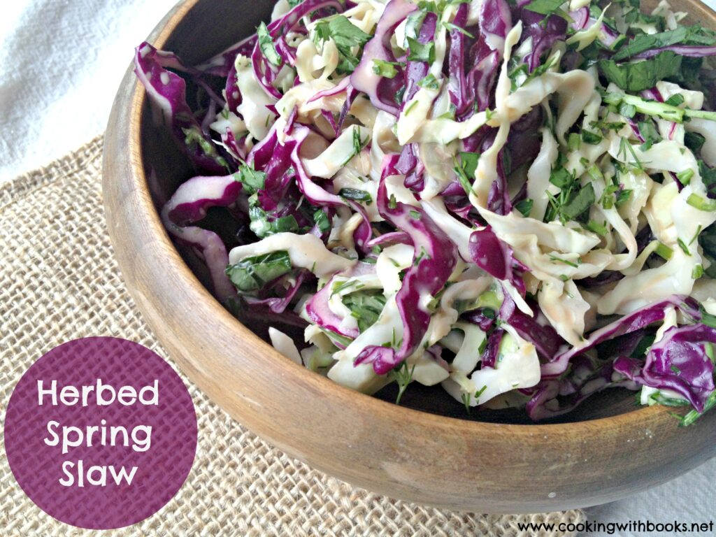 Herbed Cabbage Slaw