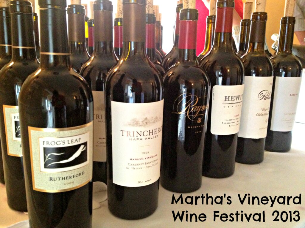 Martha's Vineyard Wine Festival 12
