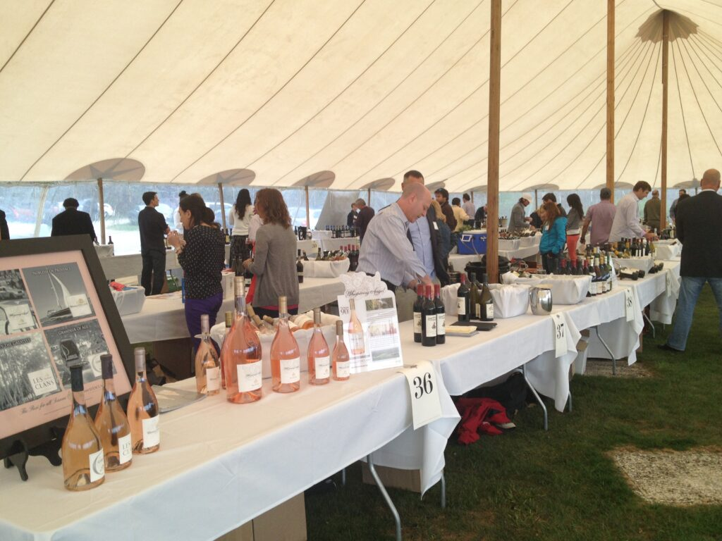 Martha's Vineyard Wine Festival 9