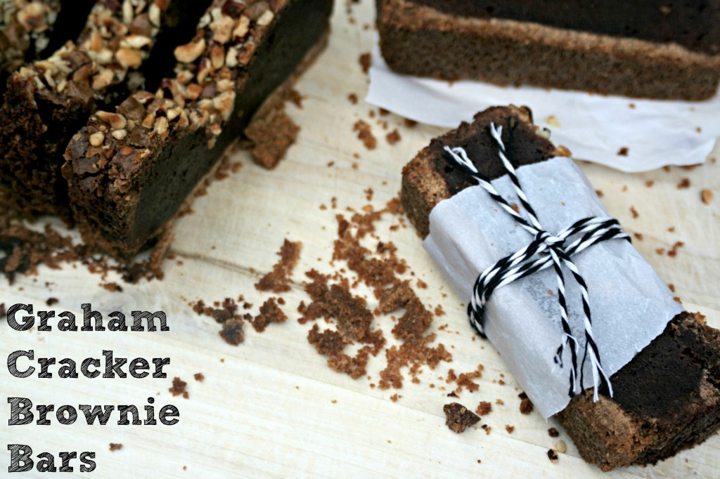 Graham-Cracker-Brownie-Bar