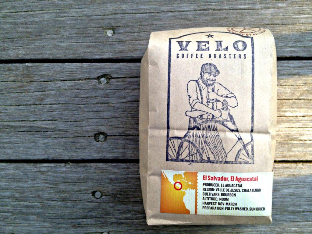 Velo Coffee Roasters on Cooking with Books