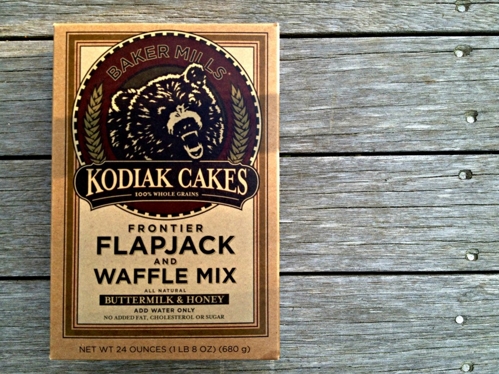 Kodiak Cakes on Cooking with Books