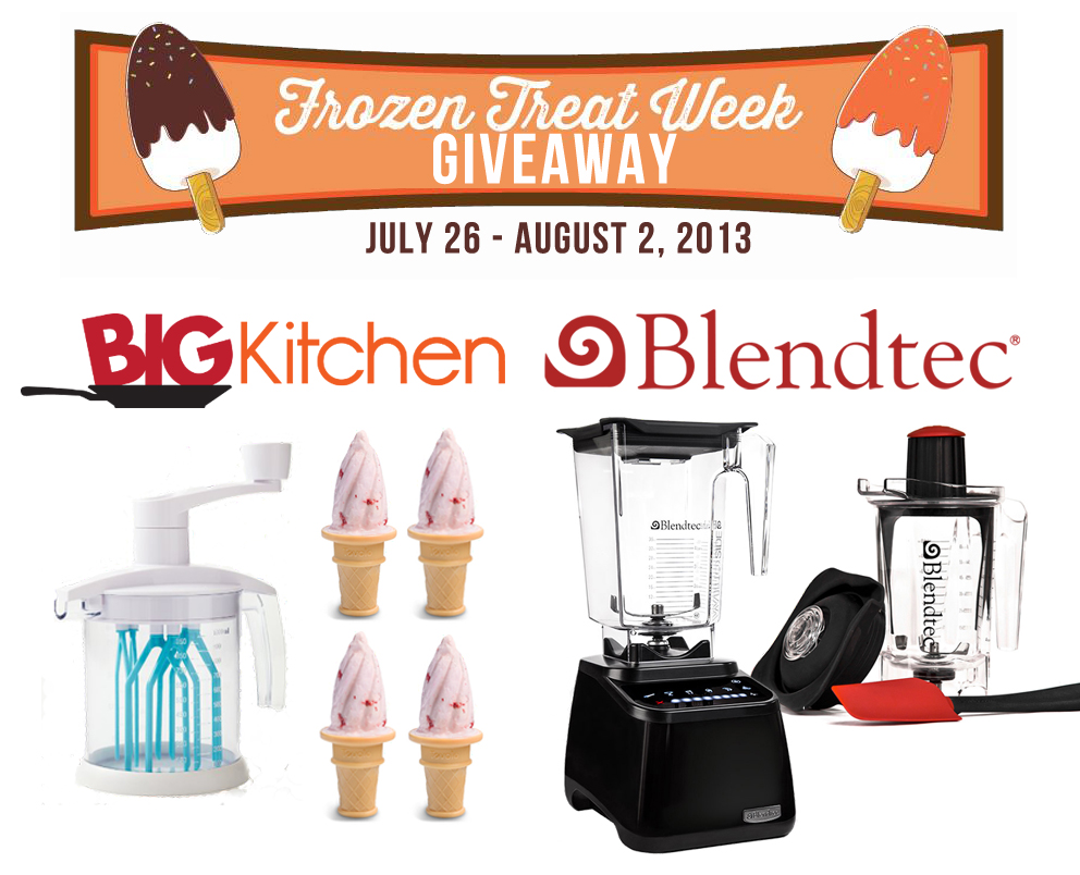blendtec and big kitchen