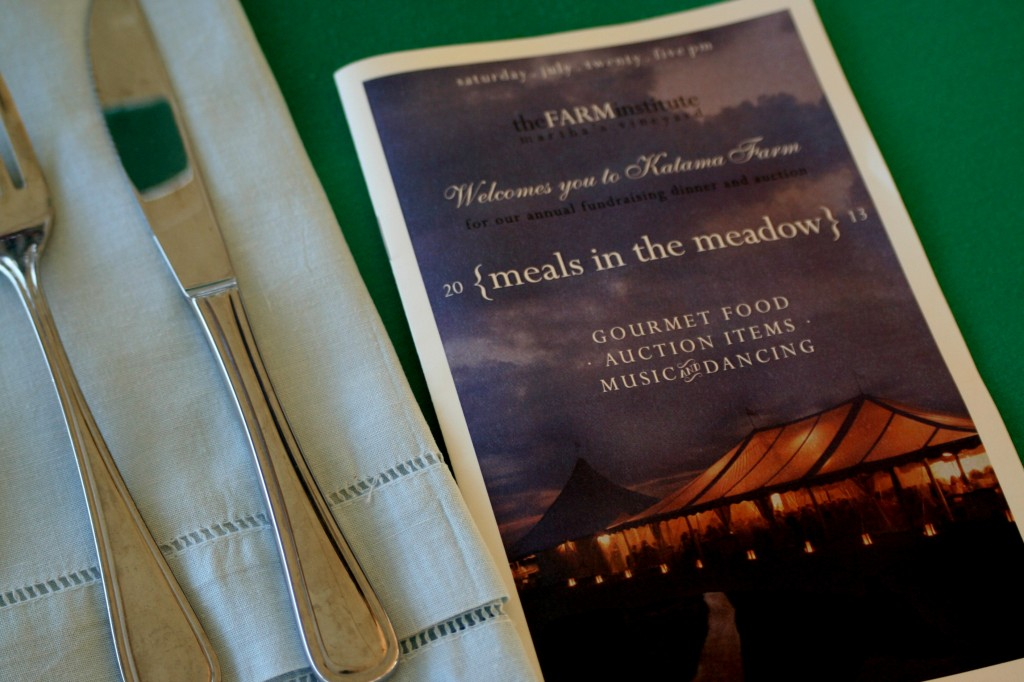 Meals in the Meadow - The Farm Institute3