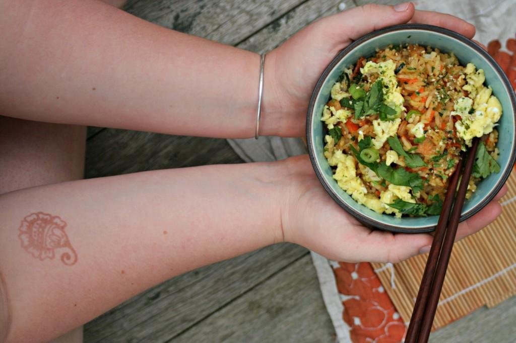 Stir Fried Rice1
