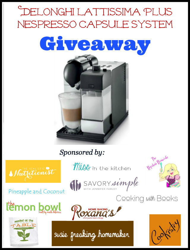 nespresso giveaway