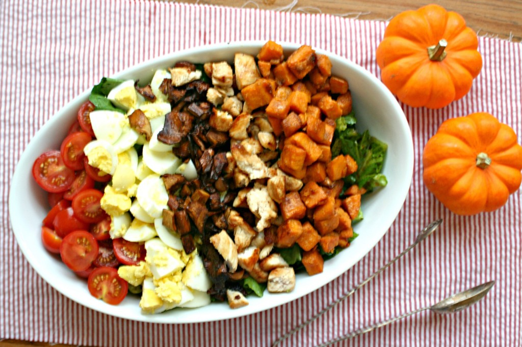 Harvest Cobb Salad6