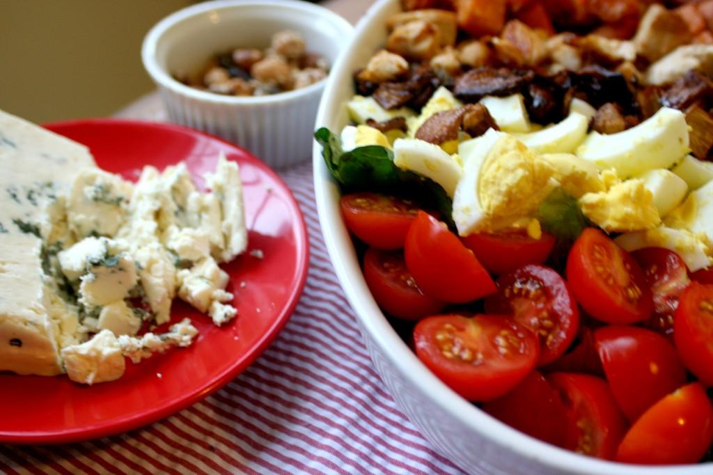 Harvest Cobb Salad8
