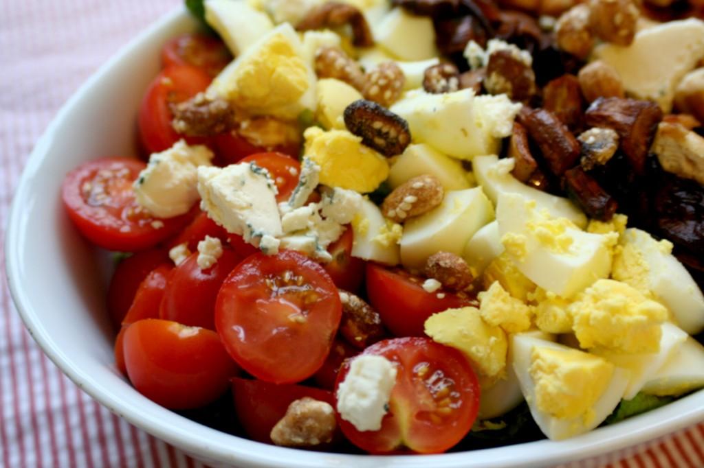 Harvest Cobb Salad10