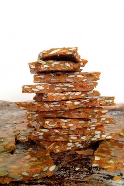 Salted Pepita Brittle
