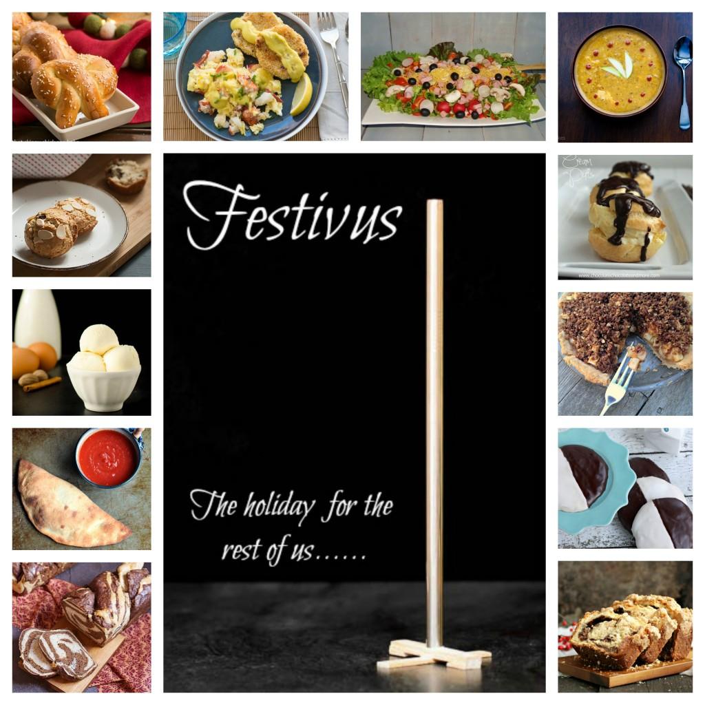 Festivus Collage