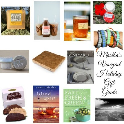 Martha's Vineyard Holiday Gift Guide