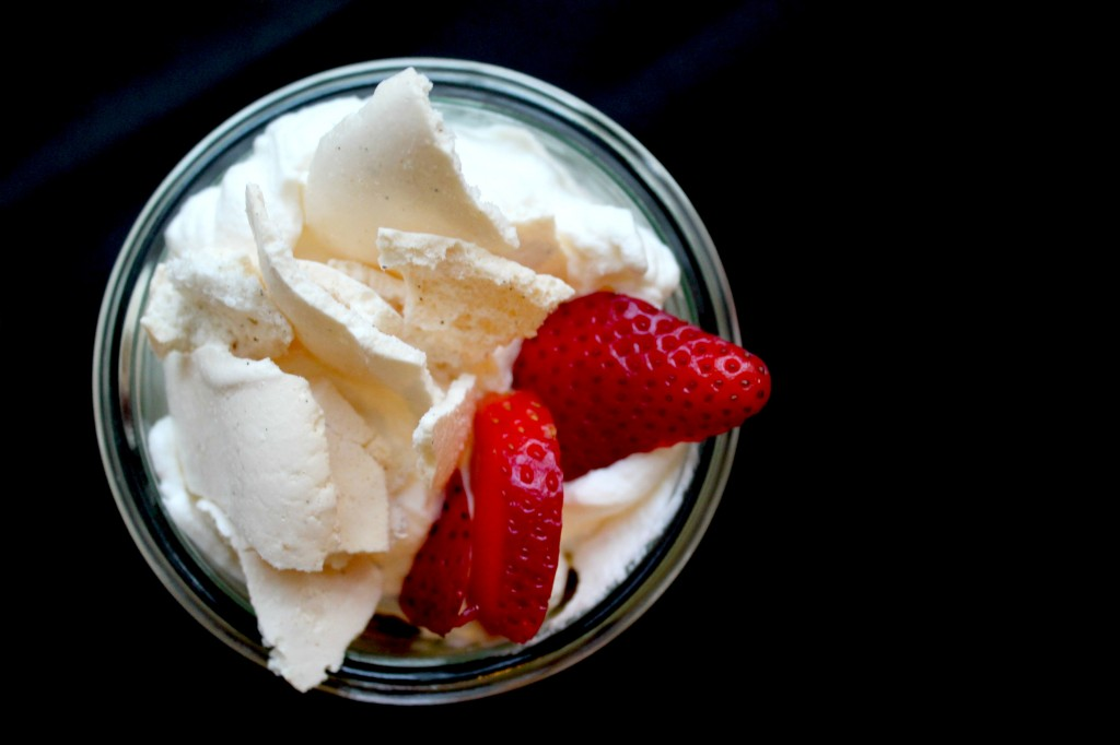 Eton Mess , a traditional British dessert, is a simple dessert ...
