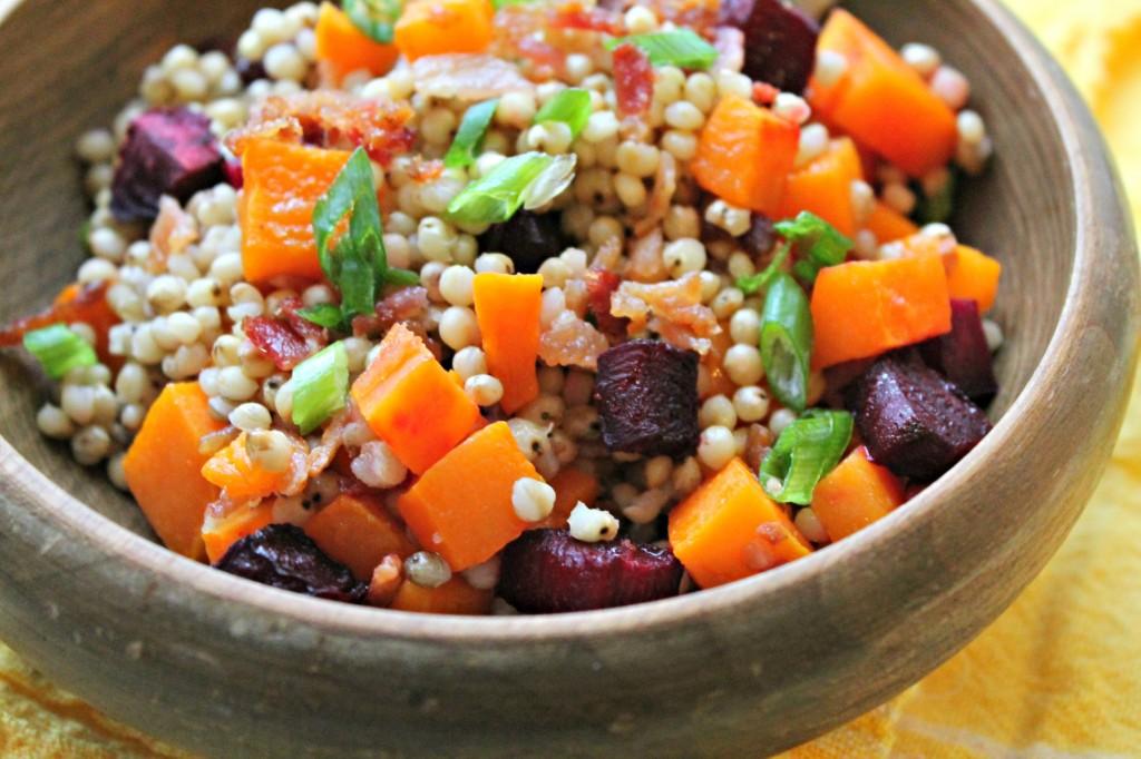 Beet-Squash-Salad