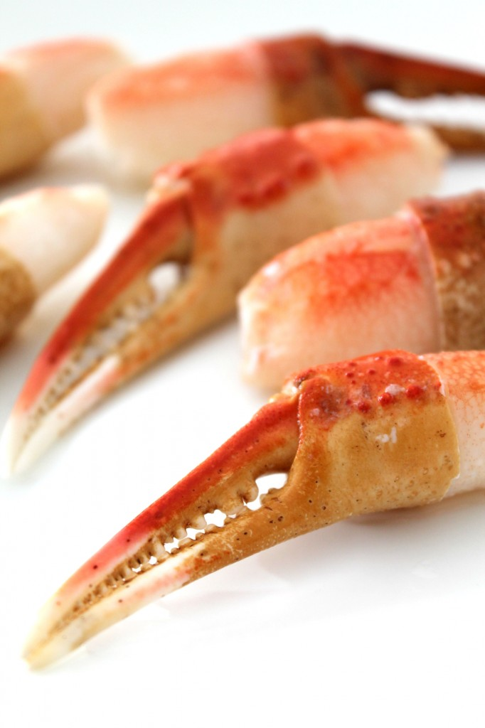 Crab Claws - Cooking with Books
