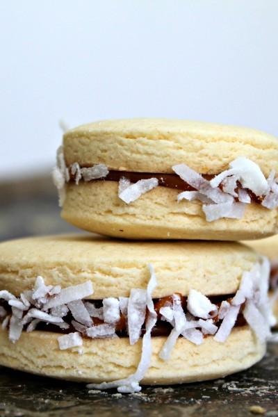 Classic Argentinian Alfajores Cookies