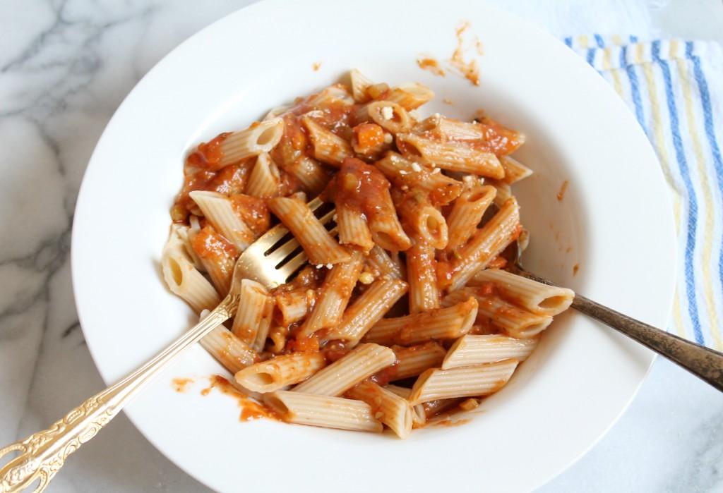 Vegetarian Bolognese Sauce 02