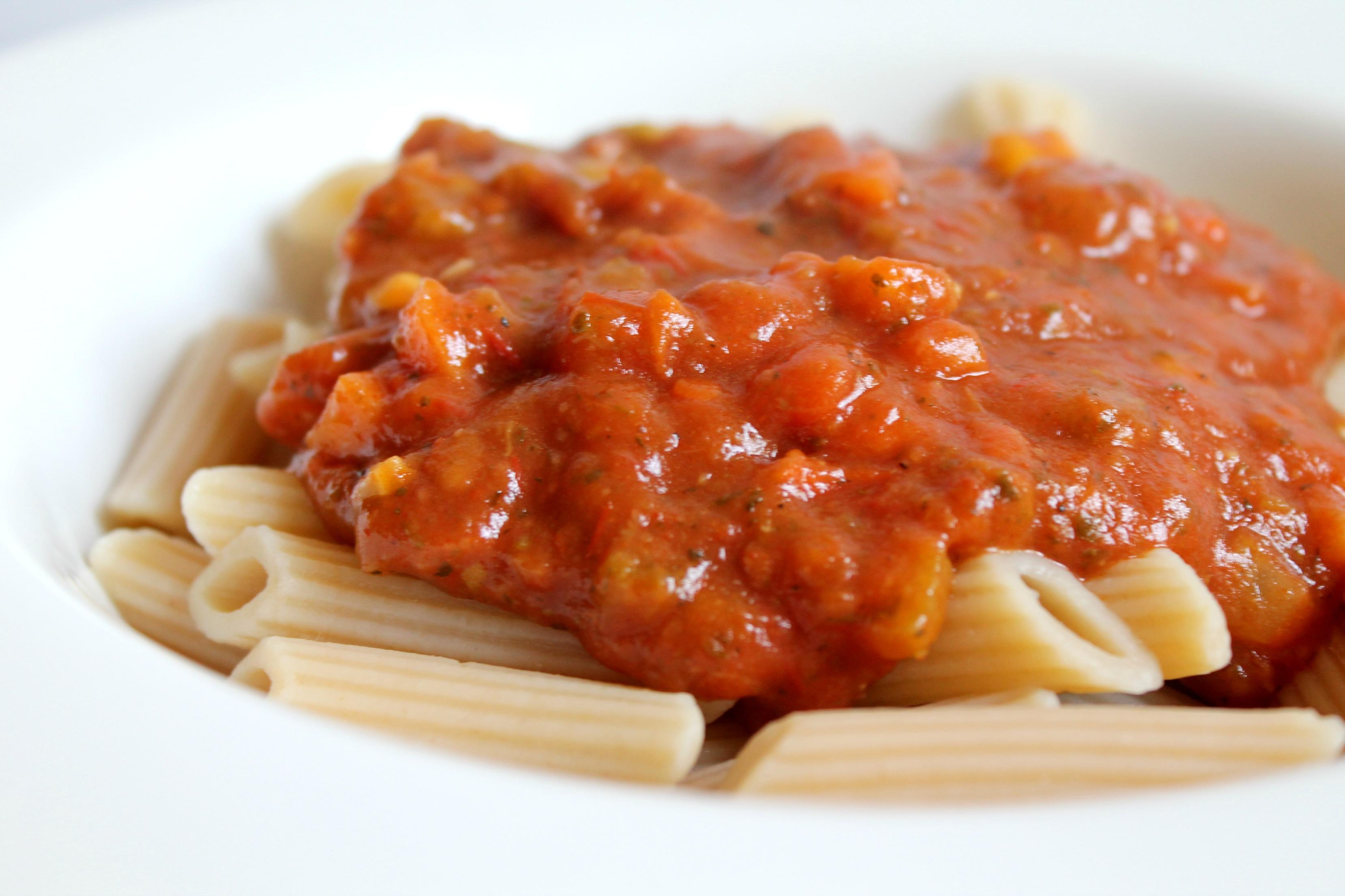 Bolognese Sauce Recipe — Dishmaps