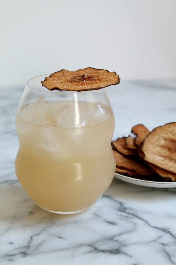 Coconut & Cardamom Cocktail