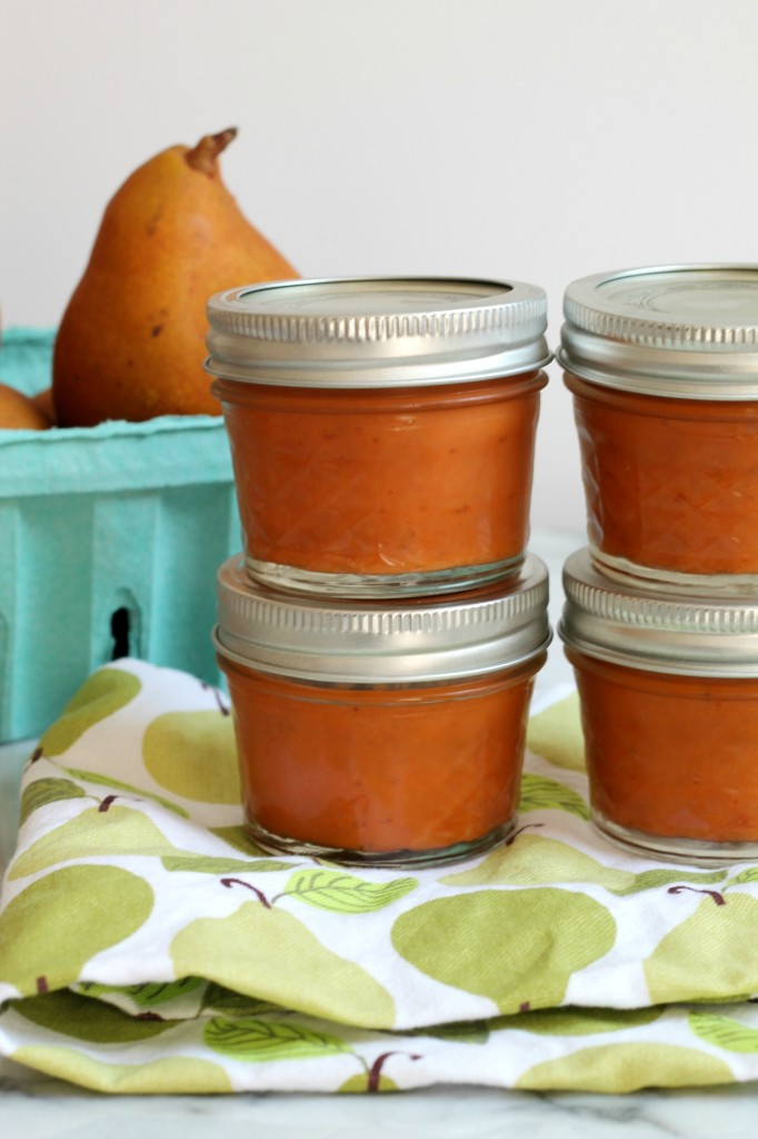 Spicy Grilled Pear Ketchup 2