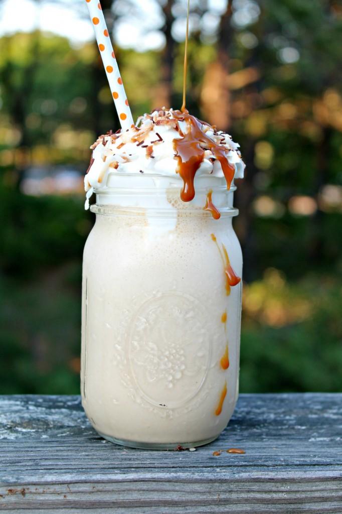 Caribbean Coconut and Espresso Milkshake 02