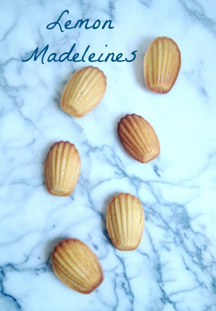 Lemon Madeleines 03