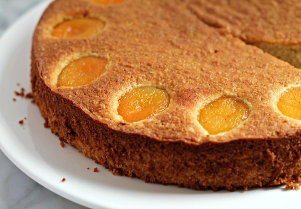 Almond Apricot Italian Cake 03