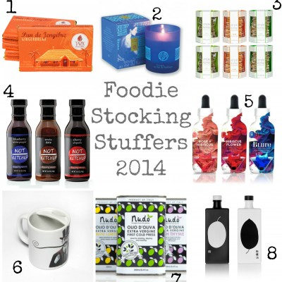 Foodie Gift Guide – {Stocking Stuffers 2014}