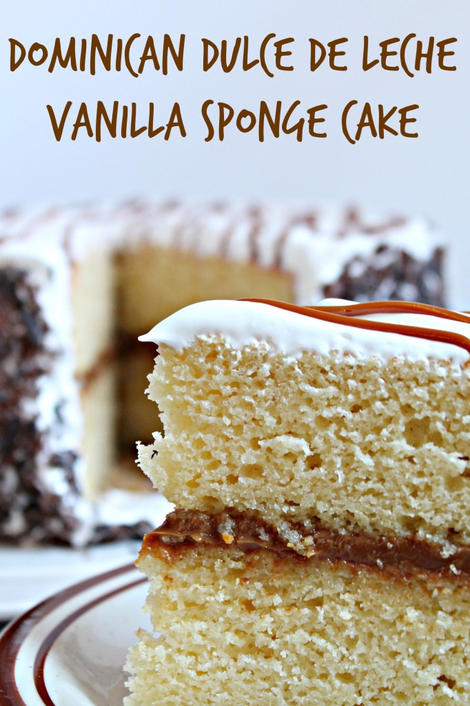Take a virtual trip to Carlos Bakery in Las Vegas and get a delicious dessert recipe for Dominican Cake on Cooking with Books!