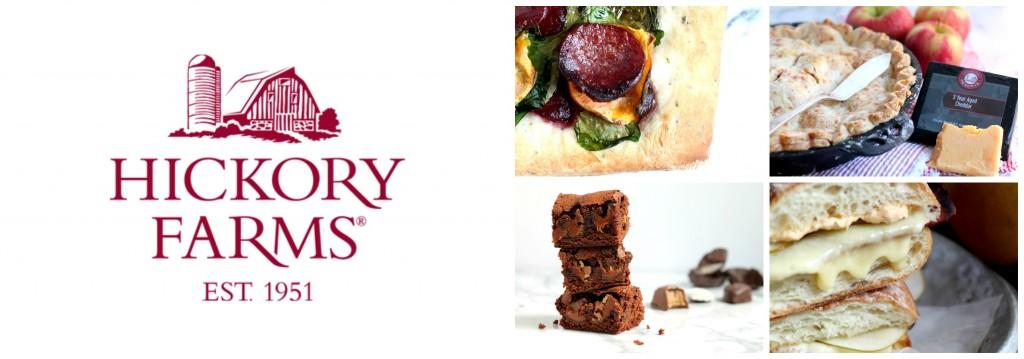 Holiday Recipes for Hickory Farms