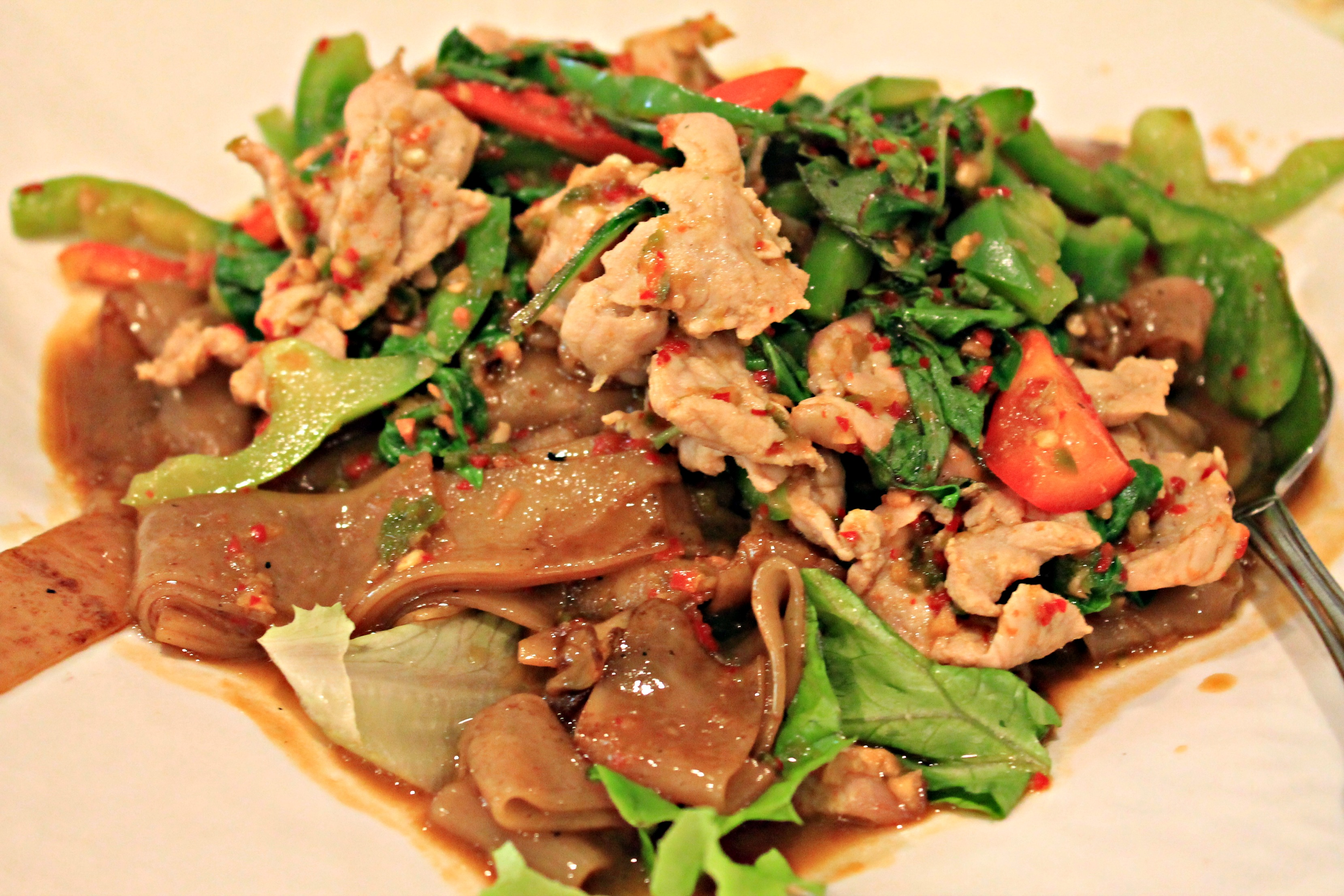Lotus of Siam: best Thai restaurant in North America - Cooking with Books