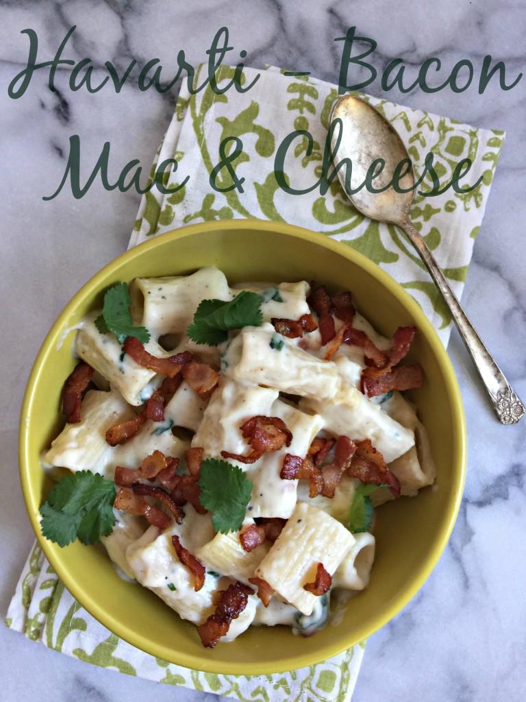 Havarti - Bacon Mac & Cheese 01