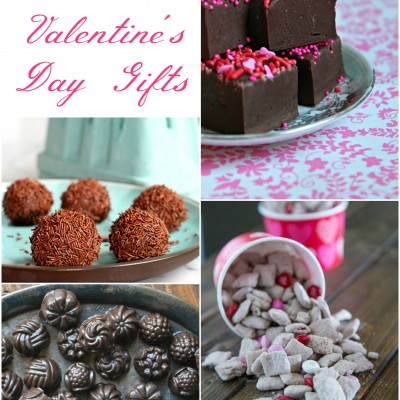 25 Edible Valentine's Day Gifts